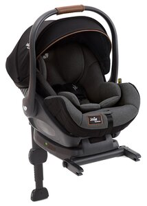 Joie i-Level with isofix base (40-85cm) Sign.Noir  - Joie