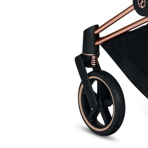 Cybex Priam Frame Rose Gold + Seat Hardpart - Cybex