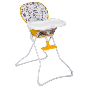 Graco High Chair Snack N' Stow ABC  - Graco